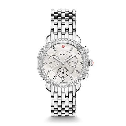 Michele Reloj de Mujer Cuarzo Suizo Correa y Caja de Acero MWW30A000001