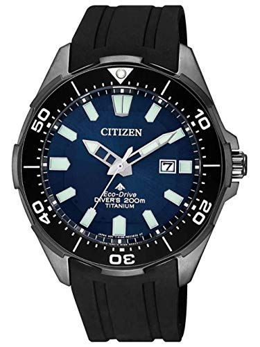 Citizen Reloj Analógico para Hombre de Cuarzo con Correa en Plástico BN0205-10L
