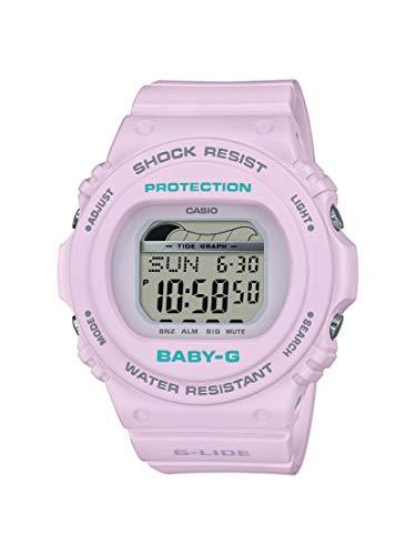 Casio Reloj Digital para Mujer de Cuarzo con Correa en Resina BLX-570-6ER
