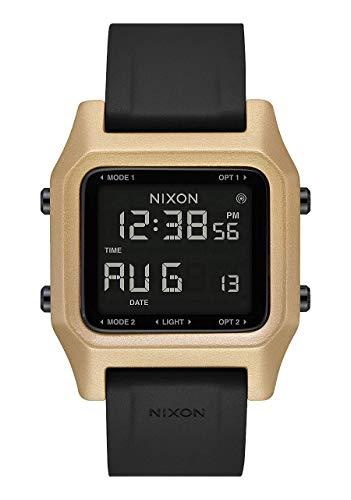 Nixon Reloj Digital para de los Hombres de Automático Chino con Correa en plástico A1282-010-00