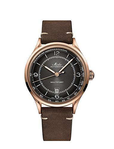 Mido Multifort M0404073606000 Reloj Automático para Hombres