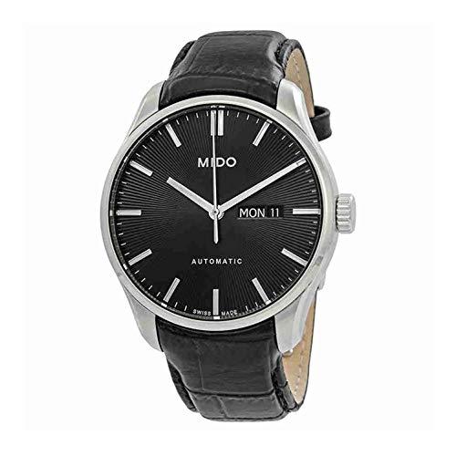 Mido Belluna Sunray Reloj de hombre automático 42mm de cuero M024.630.16.051.00