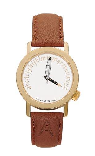 Akteo Reloj–Autor–34mm de diámetro