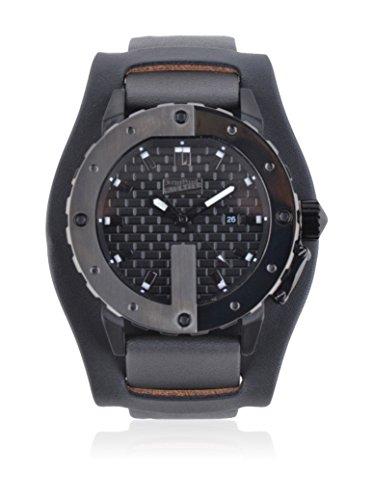 Jean Paul Gaultier Reloj Analógico para Hombre de Cuarzo con Correa en Cuero 8500105