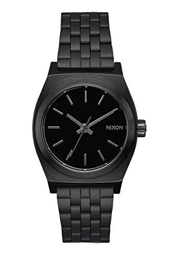 Nixon Reloj Analógico para Mujer de Cuarzo con Correa en Acero Inoxidable A1130-001-00