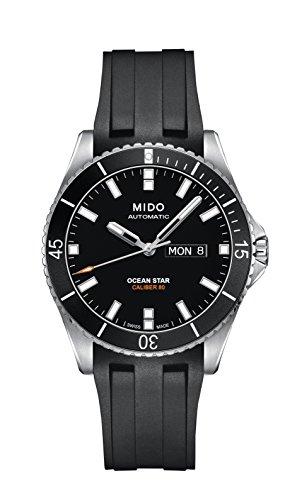 MIDO OCEAN STAR CAPTAIN RELOJ DE HOMBRE AUTOMÁTICO 42.5MM M026.430.17.051.00
