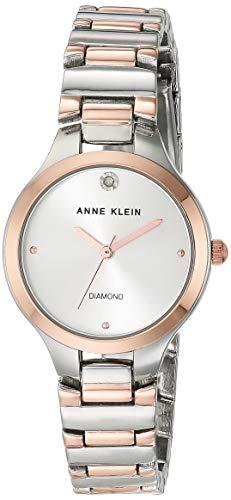 ANNE KLEIN Reloj de Vestir AK/3609SVRT