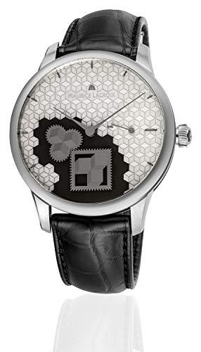 Reloj Automático Maurice Lacroix Masterpiece Square Wheel, ML 156, Ed. Limitada