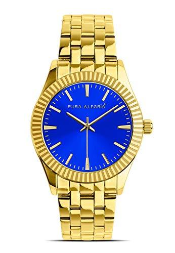 Reloj PURA ALEGRÍA Mujer Blue Angel