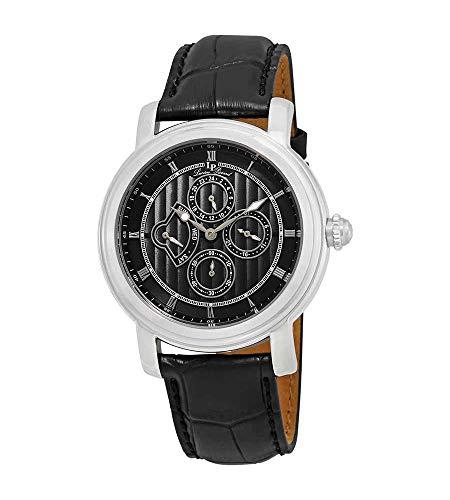 Lucien Piccard Reloj Analógico para Hombre de Cuarzo con Correa en Cuero LP-40009-01
