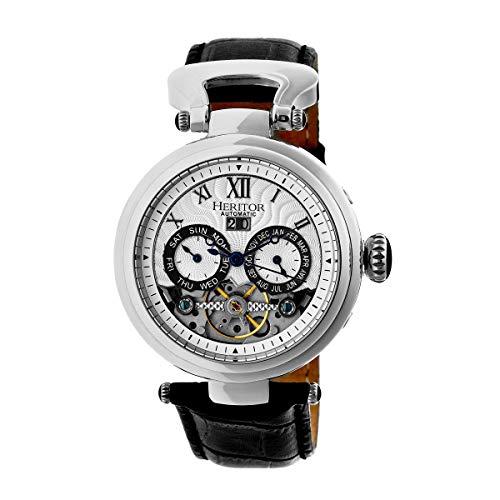 Heritor Reloj Ganzi Herhr3301 48 mm