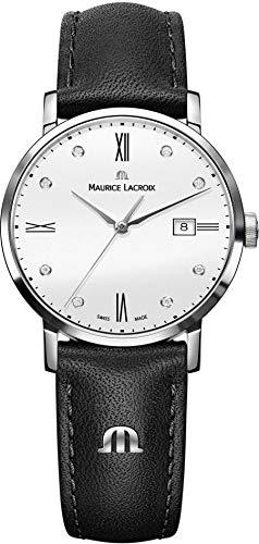 Maurice Lacroix Eliros EL1084-SS001-150-1 Reloj de Pulsera para Mujeres Plano & Ligero
