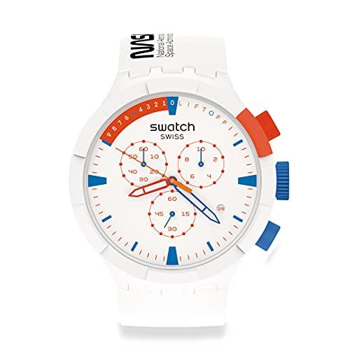 Reloj Swatch Big Bold Chrono Next SB04Z400 EXTRAVEHICULAR Edición Especial NASA