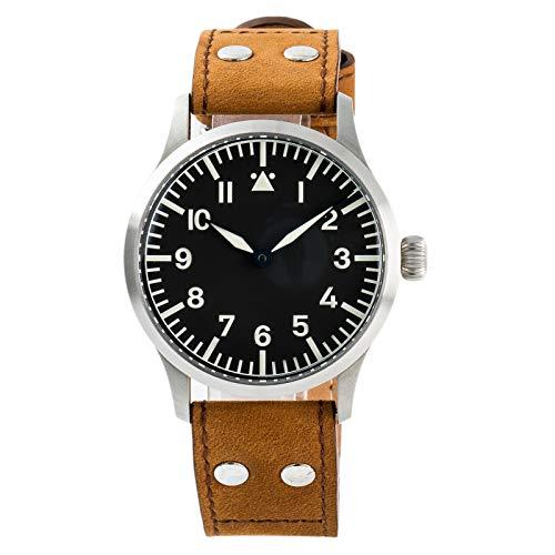 Stowa Pilot Automatic-self-Wind FI23883 - Reloj de pulsera para hombre (certificado prepropietario)