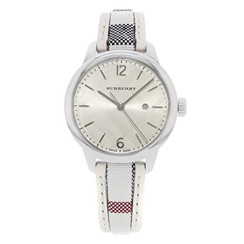 Burberry Reloj de cuarzo suizo clásico de 34 mm.