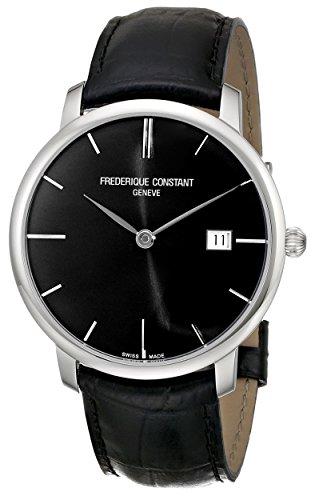 Frederique Constant Geneve Slimline FC306G4S6 Reloj Elegante para Hombres Muy Llano