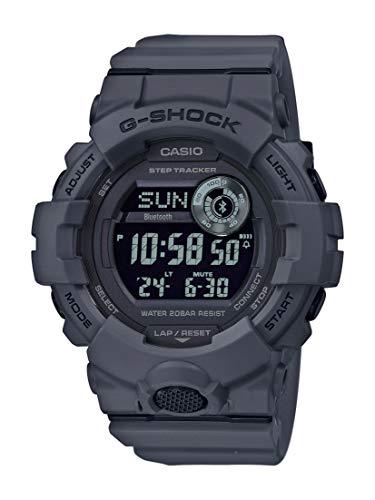Casio Reloj Digital para Hombre de Cuarzo con Correa en Plástico GBD-800UC-8ER