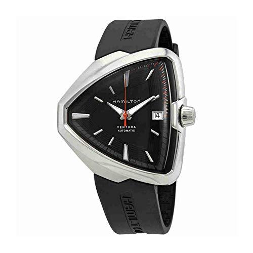 Hamilton Ventura Elvis80 - Reloj automático con Forma de Escudo para Hombre H24555331