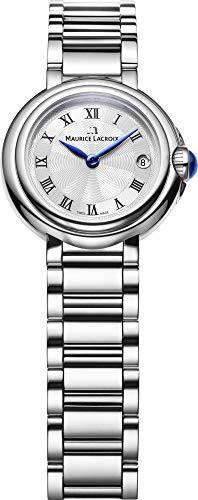 Maurice Lacroix Fiaba Round FA1003-SS002-110-1 Reloj de Pulsera para mujeres Clásico & sencillo