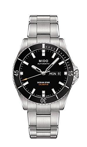 MIDO OCEAN STAR CAPTAIN V RELOJ DE HOMBRE AUTOMÁTICO 42.5MM M026.430.11.051.00