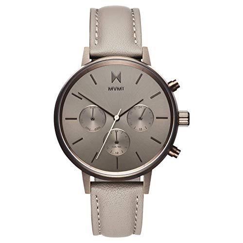 MVMT Nova Lyra FC01-TITA - Reloj de pulsera para mujer (piel)