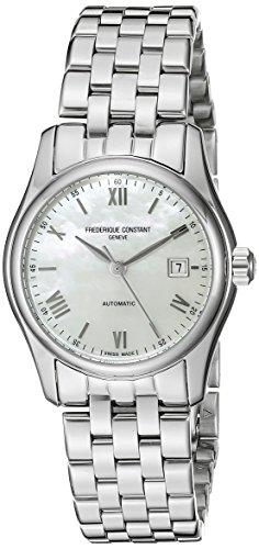 Frederique Constant Classics Index Women's 27.5mm Automatic Watch FC-303MPWN1B6B