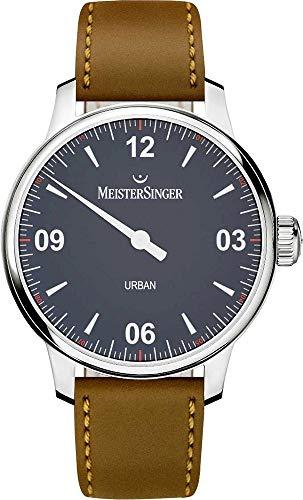 MeisterSinger Urban UR908 Reloj automático con sólo una aguja