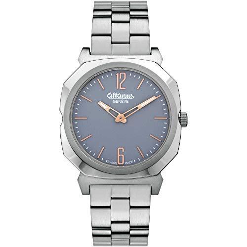 Reloj Solo Tiempo Hombre Altanus Apogeo Trendy cód. 7970B-4