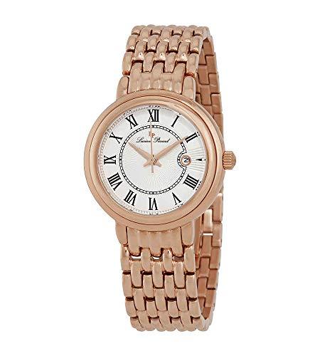 Lucien Piccard Reloj Analógico para Mujer de Cuarzo con Correa en Acero Inoxidable LP-16539-RG-22S