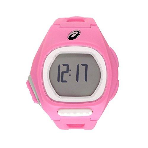 Asics Ultra Slim corredores reloj (rosa)