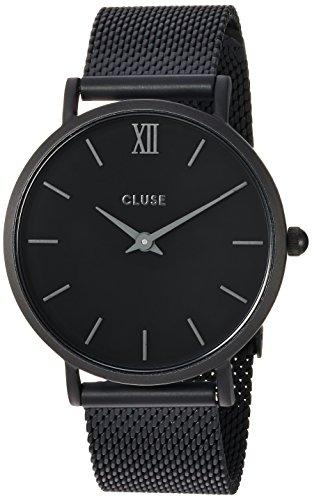 Cluse Reloj Analógico de Cuarzo para Hombre con Correa de Acero Inoxidable – CL30011