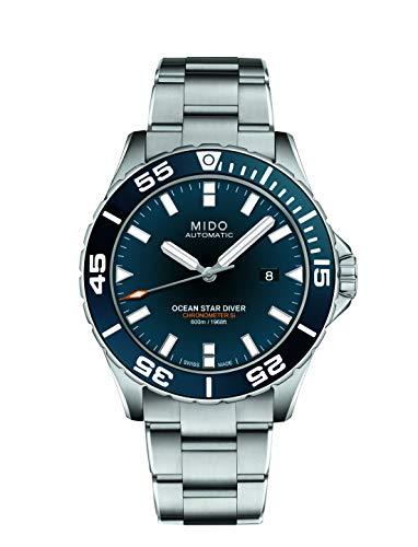 Mido Captain M0266081104100 Reloj Automático para Hombres
