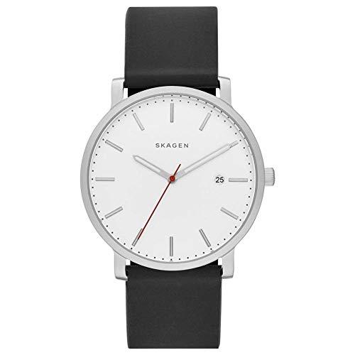 Skagen Hagen - Reloj para Hombre con Movimiento de Cuarzo analógico - SKW6340