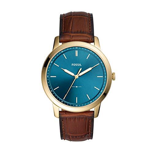 Fossil FS5755 Mens Minimalist Watch