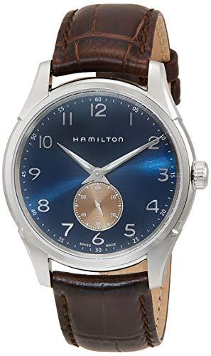 Hamilton Jazzmaster H38411540 Thinline - Reloj de cuarzo para hombre