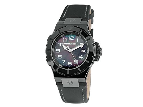 MOMO Design Reloj Informal MD2104BK-22