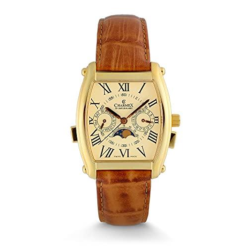 CHARMEX - Reloj de pulsera hombre