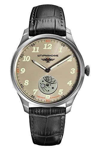 Sturmanskie Heritage Sputnik 6811422 - Reloj de Cuarzo para Hombre