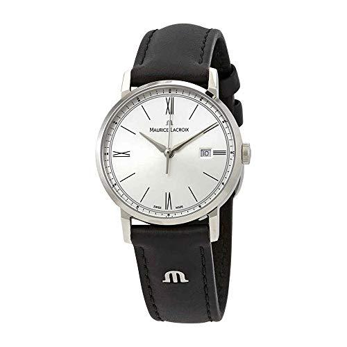 Maurice Lacroix Eliros Reloj de Quartz plata metálico