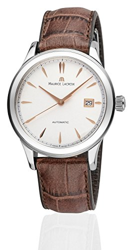 Maurice Lacroix Les Classiques LC6098-SS001-131-2 Reloj Automático para Hombres Clásico & Sencillo