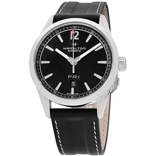 Hamilton H43515735 Broadway Day Date Auto Reloj Hombre