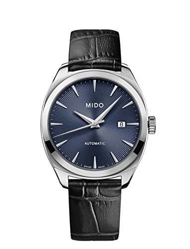 Mido Belluna Royal Gent M024.507.16.041.00 - Reloj automático para hombre