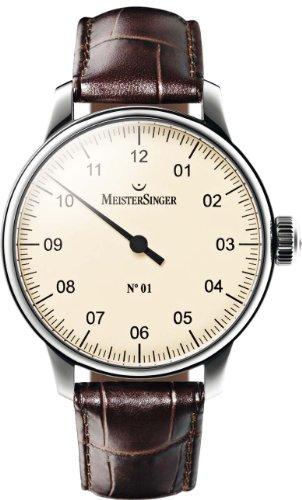 MeisterSinger AM3303 - Reloj de pulsera hombre