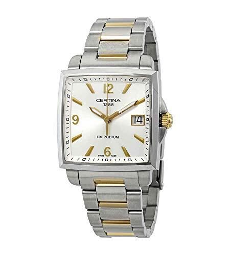 Certina DS Podium madre de perla Dial Damas Reloj c001.310.22.037.00