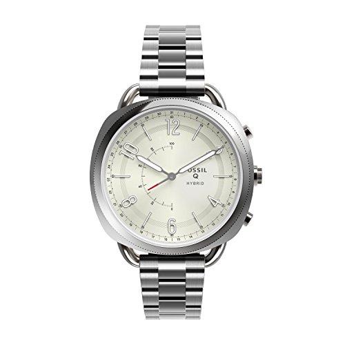 Fossil Reloj para Mujer de Automático con Correa en Cuero FTW1202