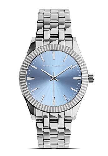 Reloj PURA ALEGRÍA Mujer Azul Bebe