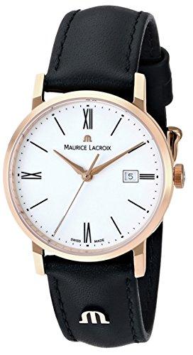 Maurice Lacroix EL1084-PVP01-110 - Reloj, Correa de Cuero Color marrón