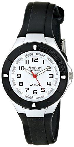 Armitron Sport Reloj de mujer 25/6416 fácil de leer con correa de resina