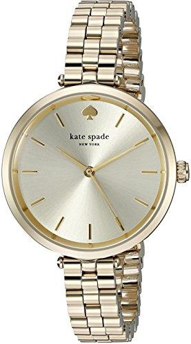 Kate Spade Reloj analogico para Mujer de Cuarzo con Correa en Acero Inoxidable 1YRU0858