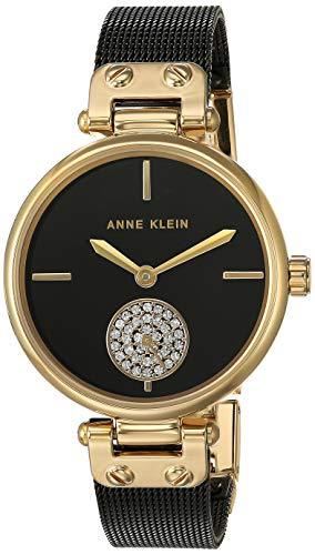 ANNE KLEIN Reloj de Vestir AK/3001BKBK